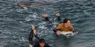 surfista sobrevive al ataque de un tiburón - Noticiero de Venezuela