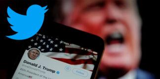 Twitter verifica tuits de Trump - NDV