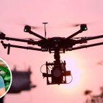 venezolano fabricó dron