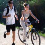 Beneficios de caminar y andar en bicicleta - Noticiero de Venezuela
