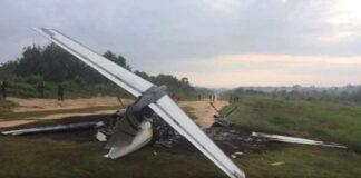 Detenido en siniestro de aeronave en Machiques - Noticiero de Venezuela