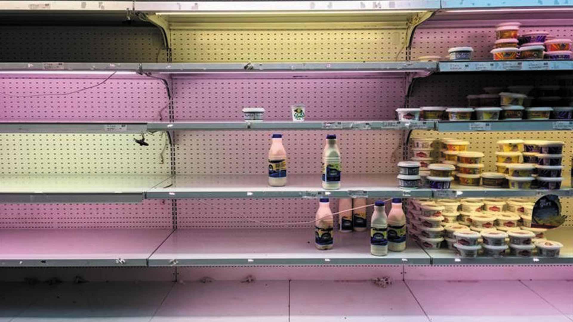 Desabastecimiento en Venezuela - Noticiero de Venezuela