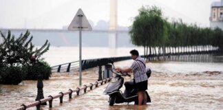 Inundaciones en China - Noticiero de Venezuela