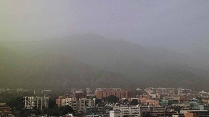 Polvo del sahara en venezuela - Noticiero de Venezuela