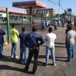 Protestas por fallas en distribución de gasolina - Noticiero de Venezuela