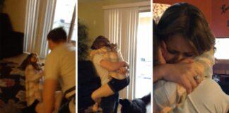 Soldado sorprende a su hermana menor - Noticiero de Venezuela