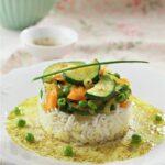 Timbal de arroz y verduras - Noticiero de Venezuela