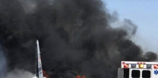 avión se estrelló en el norte de Georgia - Noticiero de Venezuela
