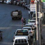 colas por 40 litros de gasolina - Noticiero de Venezuela