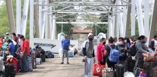 Venezuela restringe paso a migrantes - NDV