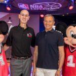 Complejo donde jugará la NBA en Disney - NDV