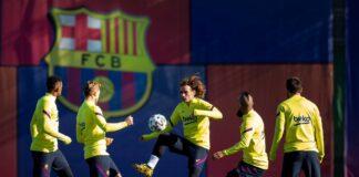 equipos españoles entrenan colectivamente - Noticiero de Venezuela