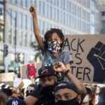 Protestas antirracistas en Brasil - NDV