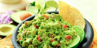 cómo hacer un guacamole - NDV