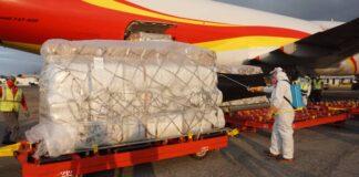 Sexto cargamento de ayuda humanitaria - NDV