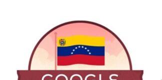 Google dedica su doodle a Venezuela - NDV