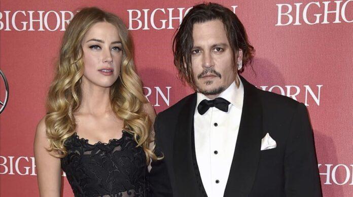 Amber Heard golpeó a Johnny Depp - NDV