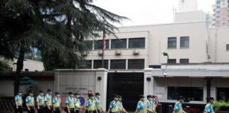 Consulado de EEUU en Chengdu - NDV
