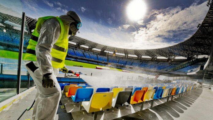 España considera improbable la reapertura de los estadios - NDV