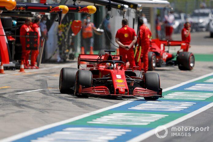 Ferrari reconstruye departamento técnico - NDV