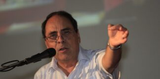 Héctor Navarro habló del PSUV - NDV