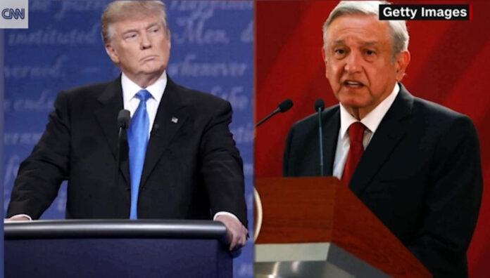 López Obrador visita Estados Unidos - NDV