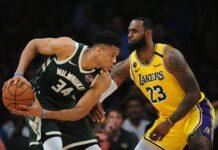 LeBron y Giannis van por el anillo - NDV