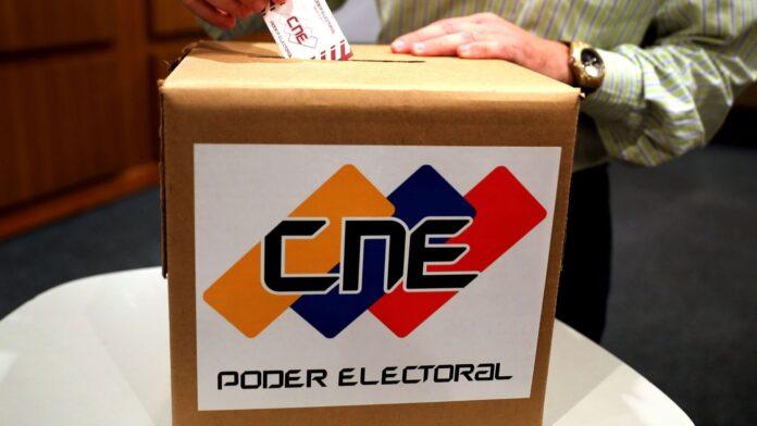 Lista de circunscripciones de elecciones parlamentarias - NDV