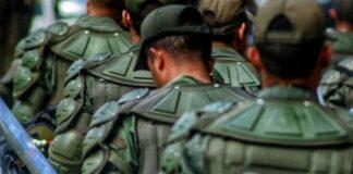 Muerto por protestar en Anzoátegui - NDV