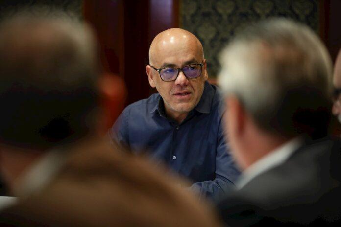Noruega se reunió con Jorge Rodríguez - NDV