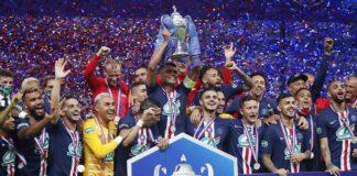 PSG conquista la Copa de Francia - NDV