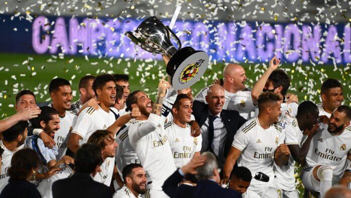 Real Madrid campeón - NDV