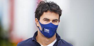 Sergio Pérez aislado - NDV