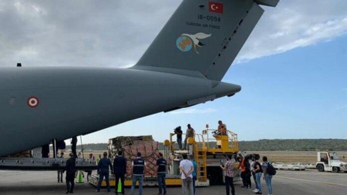 Venezuela recibe insumos de Turquía - NDV