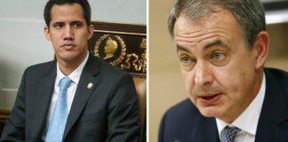 Zapatero aseguró que reconocer a Guaidó - NDV