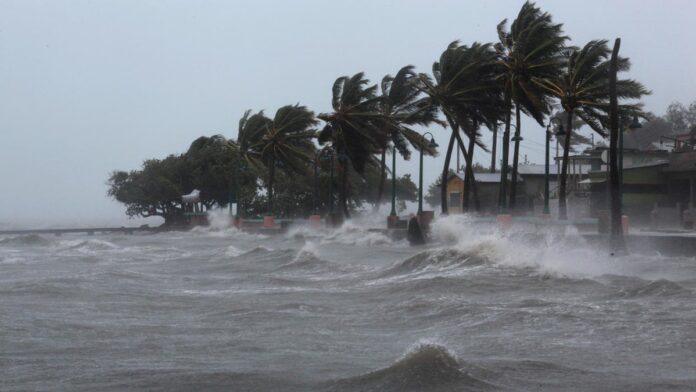 alertan a pescadores por tormenta Gonzalo - NDV