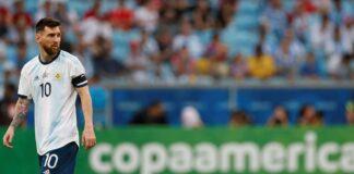 críticas de Messi - NDV
