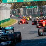 Fórmula Uno cancela grandes premios - NDV