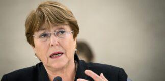 informe emitido por Michelle Bachelet - NDV