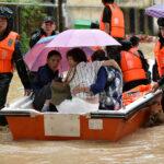 Lluvias en china - NDV