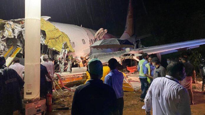 Accidente aéreo en la India - NDV