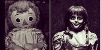 desaparición de Annabelle - NDV