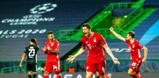 Bayern Múnich continúa travesía triunfal - NDV