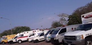 Ciudadanos compran combustible a las ambulancias - NDV