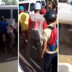 Ciudadanos se alzaron en Monagas - NDV