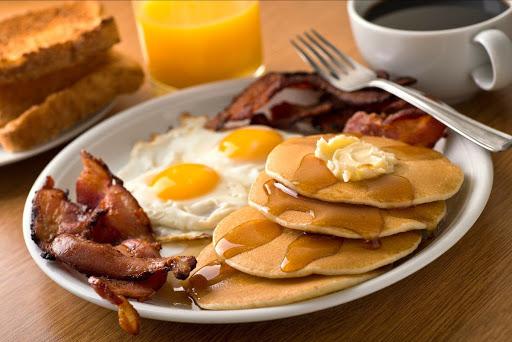 Como preparar un Desayuno americano - NDV