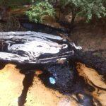 Derrame de crudo en Anzoátegui - NDV