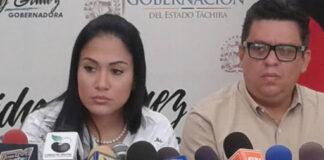 Gobernadora del Táchira denuncia contrabando - NDV
