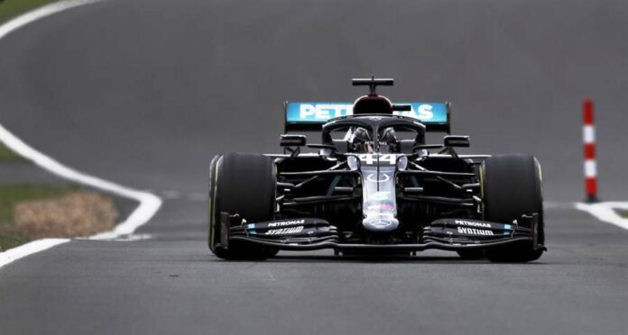 Hamilton superó Valtteri Bottas - NDV