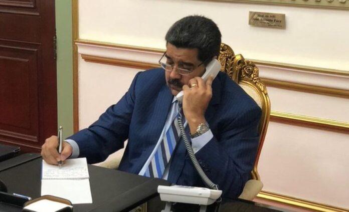 Maduro anunció diálogo profundo - NDV